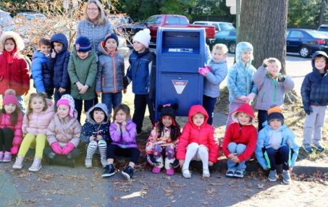 Kindergartners  Take on Kindness