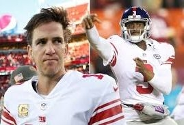 Eli Benched! Coach and GM Gone!