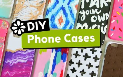 DIY phone cases:make your phone case from eww to new!